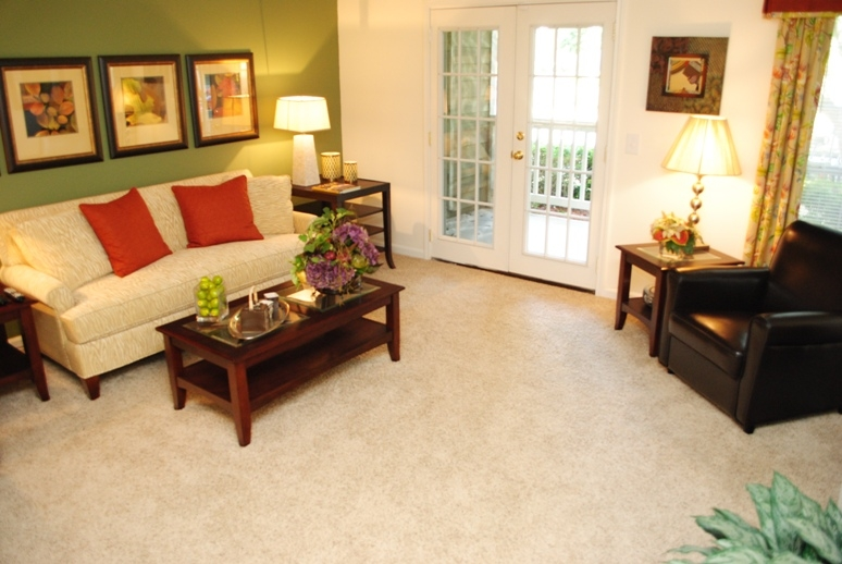 Jefferson Point Apartments, 66 Jefferson Pkwy, Newnan, GA 30263 - Living Room